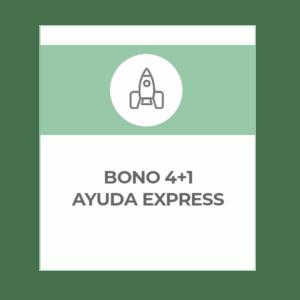 Ayuda Express bono 4+1 autónomos