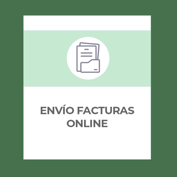 envío de facturas online