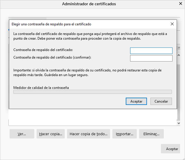 ventana para que elijas el sitio para guardarlo en tu ordenador